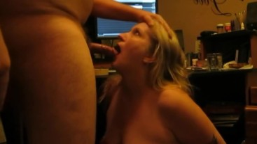 I facefucked my sister-in-law when we was alone