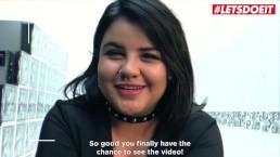 LETSDOEIT - Chubby Latina EX-GF Has Revenge Sex With Neighbor