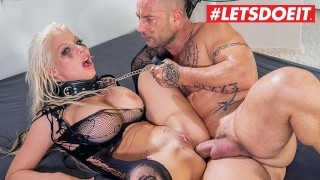 LETSDOEIT - Hot Girl Barbie Sins Gets Fucked Hard in Her Perfect Ass