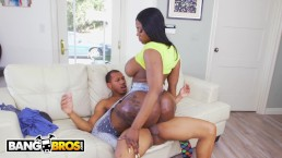 BANGBROS – Ricky Johnson Jams His Big Black Dick Into Victoria Cheeks