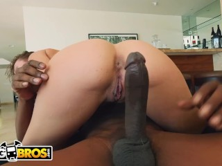 Middle Eastern Big Ass Bangbros - A Big Black Dick For The Ever Lovely Aidra Fox