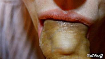 Amazing tongue studies my foreskin-day 3 BJ & Foreskin Month Marathon