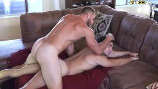 Top Dog Muscle Jocks Fucks Italian Bitch Boy With Nice Ass