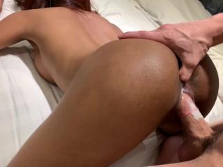 Czarna cipka seks za darmo