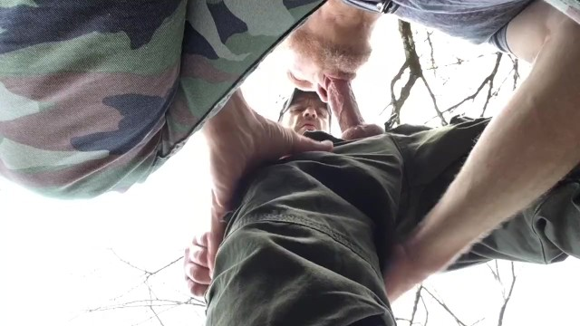 What percentage is against gay marriage - Soldier gets blowjob from his friend against his will in public