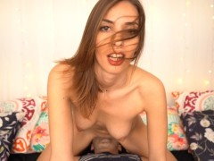 Intense Orgasm From Pussy Eating - Sweet Bunny