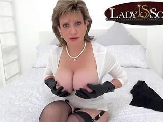 British mature Lady Sonia...