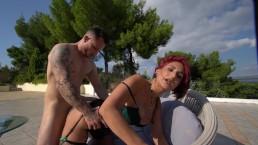 Sugarbabestv : Teen get her first orgasm