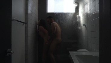 Shower Sex with Ryan Bread