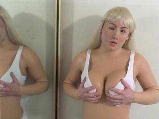 silicone big tits