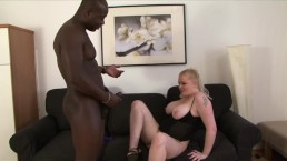 blonde big tit mommy is fucked hard by huge bbc