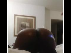 Epic Couple - Ebony Ass Worship