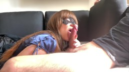 Sunday morning BLOWJOB! Oral creampie! 4k ultra HD