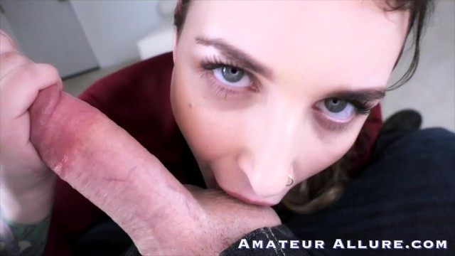 HOT BRUNETTES SUCK COCK & FUCK TRAILER COMPILATION - AMATEUR ALLURE