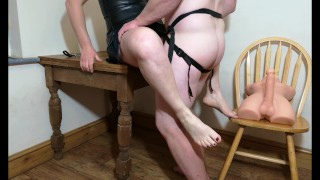Couple Gets Dominated