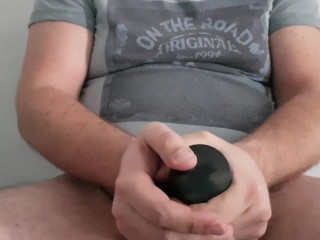 Fleshlight Flight Pilot first use with comments
