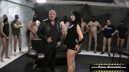 Gangbang mit schwangerer Türkin/Part1