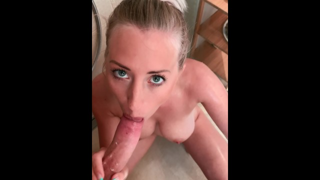 Mobile phone adult video - Private mobile video filmed sex in the shower - leoniepur