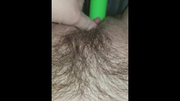 Vibrator too big to fit in my tight pussy