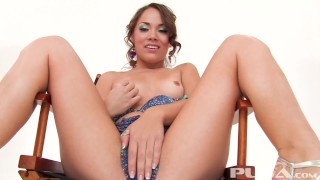 Kristina Rose Shows Of Her Great Body