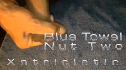 Blue Towel Nut Two