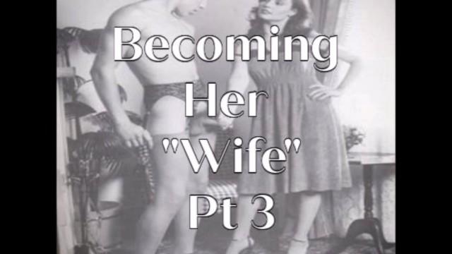 Erotic audio sample Becoming her wife pt 3 - erotic audio - sample
