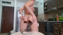 Cake farts preview - full video in premium
