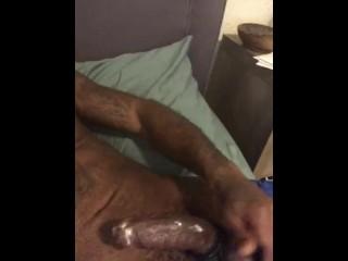 Bbc,solo male,big black cock,