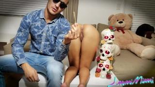 Hot Porn - Lanmi Miami Joj Gura Džoint U Dupe