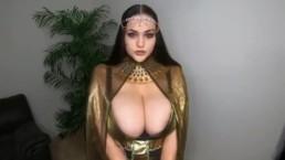 Athena Blaze JOI (Arabic Edition)