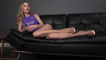 Key Holding Chastity - How to Apply Goddess Star FULL VIDEO