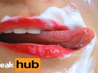 Venida en la boca SEMEN, cura LA DEPRESIÓN Y ACNÉ | BREAK-HUB