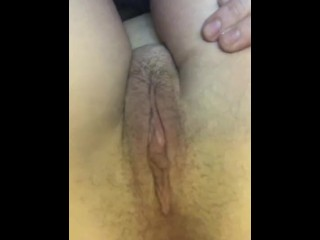 Tight little pussy