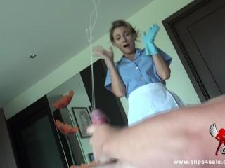 510 Curious Maid