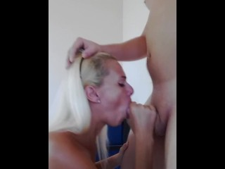 Blowjob With Cum Swallow - MissAnja.manyvids.com