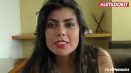 LETSDOEIT - Chubby Latina Revenge Fucks Her Boyfriend's Brother