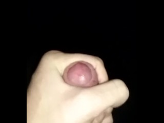 Huge Cumshot After All-Day Edging [Slow-Mo]