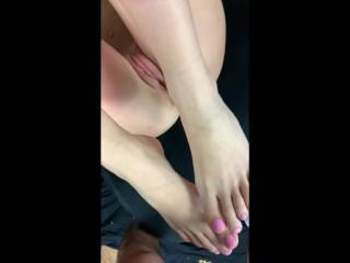 Całe moje stopy