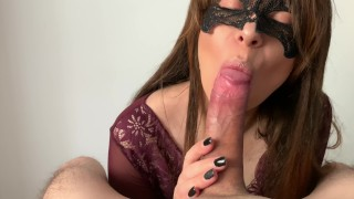 I NEED to SUCK your COCK! 4k ultra HD