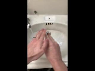 Literally Handyman fixes leaky sink