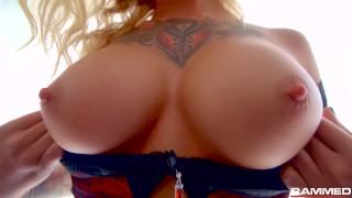 Rammed – Kleio Valentien RAW anal with a BBC