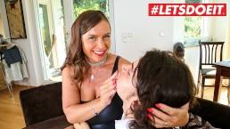LETSDOEIT - Puma-Pornostar verführt & fickt Jungen zum Ficken
