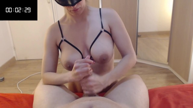 Post Orgasm Handjob Torture