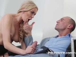 Private.com Milf Amber Jayne Face Fucks & Pussy Pounds Hubby