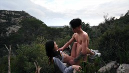 Outdoor Sex While Hiking | The Sex Diaries 23 (LUNAxJAMES)