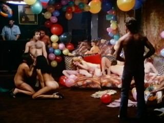 Birthday Party Turns Into Group Fuck