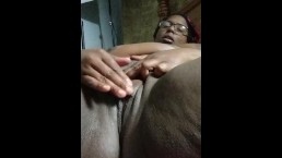 I needed to play with my pussy