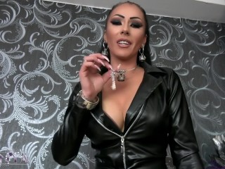 Beg to be released from chastity preview