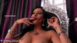 Mistress Kennya: A comilation of my smoking movies