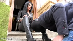Mistress Kennya: A session to remember for the rest of your pathetic life